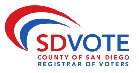 Logo for SD Vote