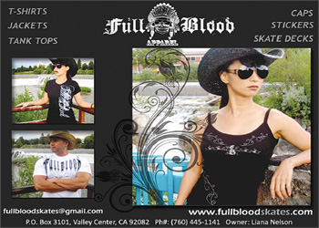 Fullblood Apparel